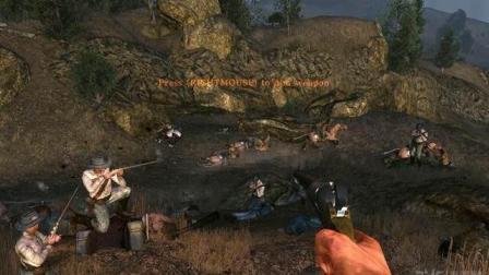 九年前以时光穿越改变历史为题材的FPS游戏《暗黑之日》未来人穿越至南北战争时期