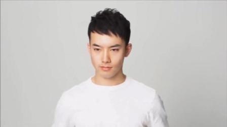 2018夏季男生必剪的自然小短发发型, 清新帅气!