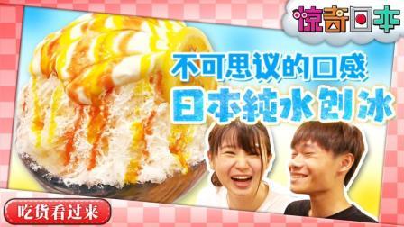 惊奇日本: 日本超人气鬆软又好吃的纯冰是什么?