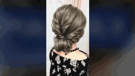 居家慵懒发型