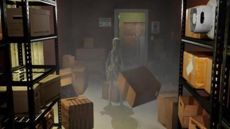 【小握解说】终于轮到我当鬼来抓你们了《艾米丽玩闹鬼2》第2期