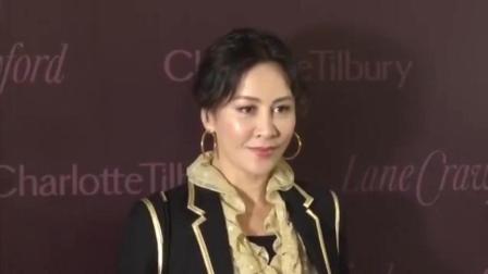 刘嘉玲再谈当年绑架事件, 六字惹哭梁朝伟和网友