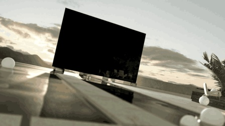 宙斯电视, 屏幕比足球门还大, 能买北京三环一套房!