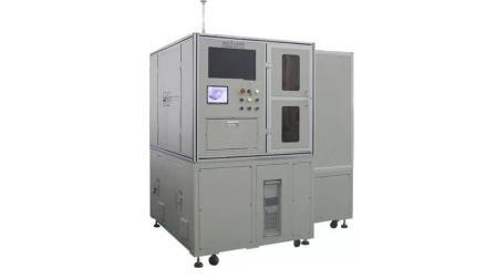 大族激光马达端盖轴承自动化激光焊接系统