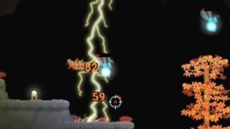 【逍遥小枫】雷神之枪, 跨地形输出神器! | 挖或死(Dig or Die)#9