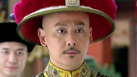 皇上失踪令妃担心, 猜想是在漱芳斋, 小燕子阻拦皇上还是空欢喜