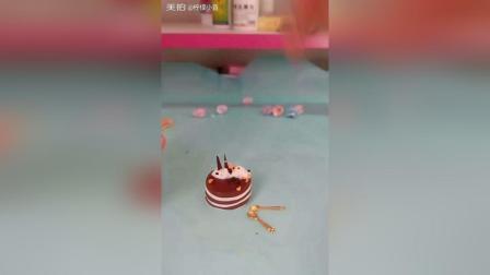 美拍视频: 迷你蛋糕