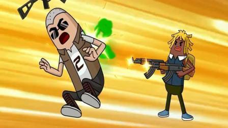 香肠派对吃鸡大作战, 瓦特打入敌人内部, 背后打黑枪良心不会痛!