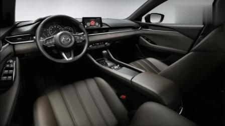 真帅! 2019款马自达阿特兹, 2.5T发动机很给力, 不知国产会有吗
