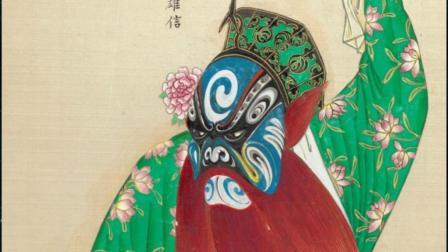 圆视艺术-146幅京剧人物图.清代4K