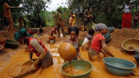 全球价值最高的河, 满是黄金, 为什么允许淘金却不让带走其它东西