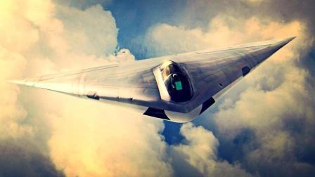 美军神秘的隐形战斗机, 三角翼结构, 花费上百亿都没有研发出来