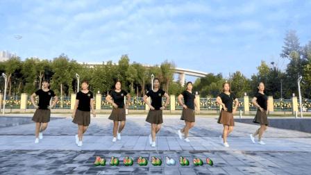 一瓶广场舞《dj玩腻》原创动感活力健身舞