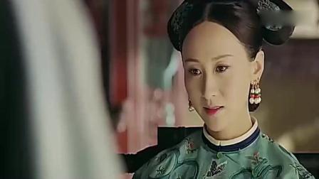 《延禧攻略》魏璎珞主动献吻, 没想到皇上立马册封魏璎珞为令嫔后宫不平静了