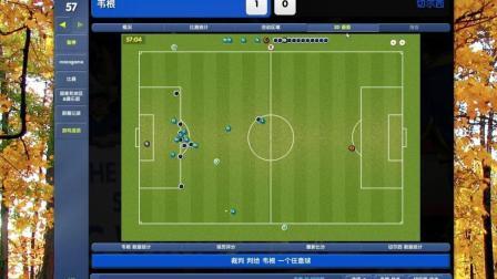冠军足球经理0304 MAC游戏 苹果电脑游戏 简体中文版
