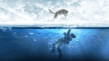 """《阿尔法: 狼伴归途》""""狼伴人归""""版终极预告  独特视角展现人狼史前羁绊"""