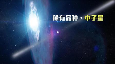 """人类第一次""""捕获""""中子星, 1小时300万公里, 特属稀有品种!"""