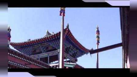 青海甘肃自驾游(7)青海省塔尔寺: 塔尔寺——黄教中地位最重要的寺庙