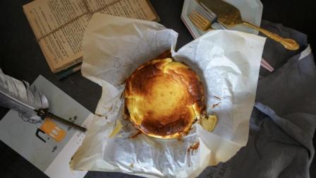 我的日常料理 第一季 超详细步骤教你制作风靡ins热销百万的蛋糕 巴斯克式烤芝士蛋糕