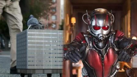 电影笔记 2018 蚁人20层大楼变手提箱 钢铁侠科技也不算什么《蚁人2》