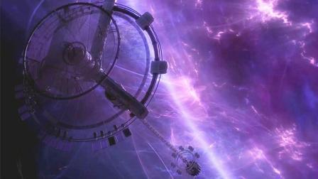 科学家前往怪异太空站, 靠近一颗神秘星球时, 发现一个可怕的