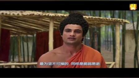 佛陀与舍利弗和目犍连得老师辩论真理之法