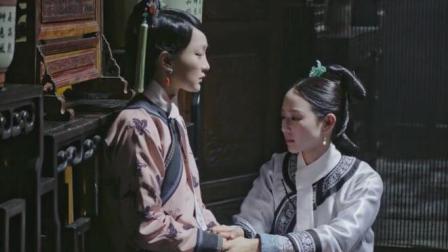 《如懿传》周迅第一场哭戏演技炸裂, 台词功底更是深厚, 张钧甯也是厉害