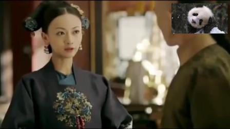 《延禧攻略》傲娇的皇上心口不一, 令妃一咳嗽立马叫太医