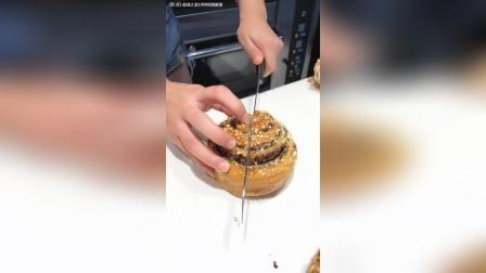 烘焙中种面包