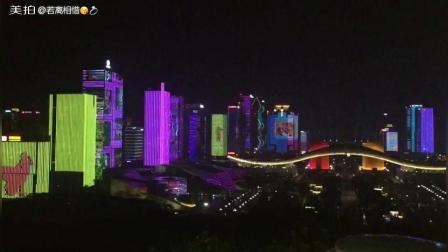 美拍视频: 深圳夜景