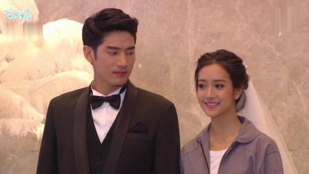 泰剧《技工新娘》Mina穿着工装去参加她和男主的婚礼, 差点把男主的妈妈气晕了