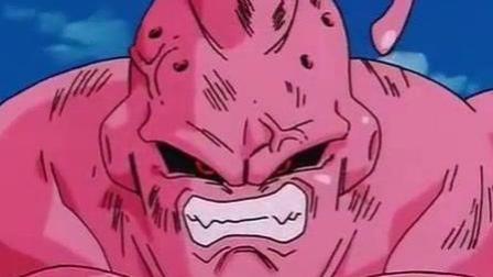 超赛三VS魔人布欧, 布欧第一次遇到这么强悍的对手