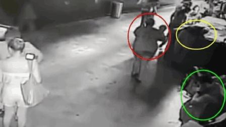 世界奇趣物语 水族馆发生离奇盗窃案 3名小偷竟