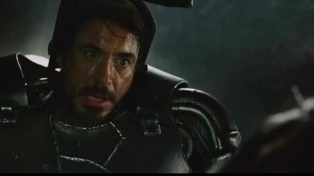 钢铁侠, 战衣最初造型, 抖胆说句嗯, 气质不错! !