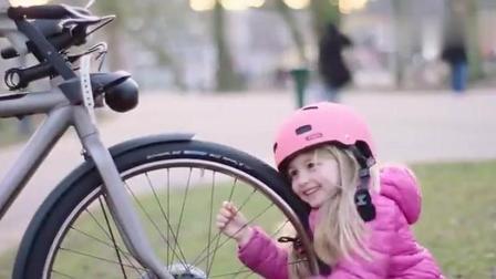 谷歌自行车开始销售, 看完后汽车都不想开了!