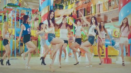 老外翻唱中文歌, T-ara韩语现场版《小苹果》, 最性感的版本!