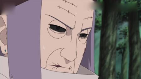 火影忍者: 勘九郎使出最强傀儡术, 蝎的全家福