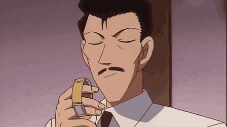 柯南真是小五郎的好姑爷, 没有柯南, 小五郎这两次就危险了