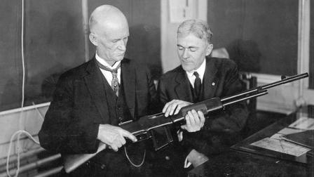 诞生于一战, 扬名于二战, 美国玩家最爱收藏的M1918勃朗宁步枪