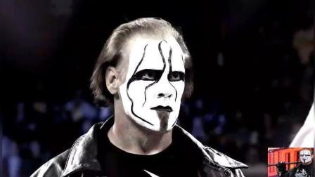 wwe魔蝎大帝 WWE: 魔蝎大帝斯汀霸气震慑HHH