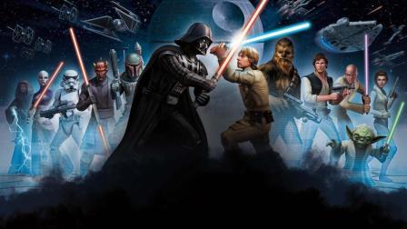 星球大战主题曲《The Imperial March》, 全程高能, 听完想征服宇宙