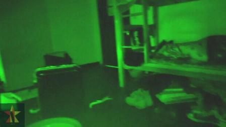 微光夜视仪下的宿舍午夜[vlog68]