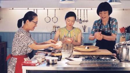 《海鸥食堂》温泉的饭团, 坚韧的生活
