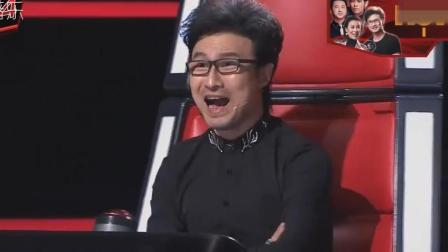汪峰完全不敢相信, 农村歌手唱他的歌竟把他超越了, 张惠妹激动了