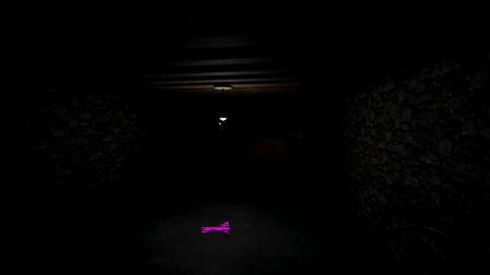 《boogeyman》手忙脚乱第六夜,无法触碰的地下手电筒! 02