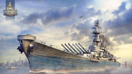 【战舰世界欧战天空】第248期 雷达船娱乐小合集(密苏里与得梅因)