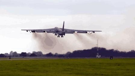 没完没了! 美国再次无视中国警告, 两架B52轰炸机再闯南沙群岛