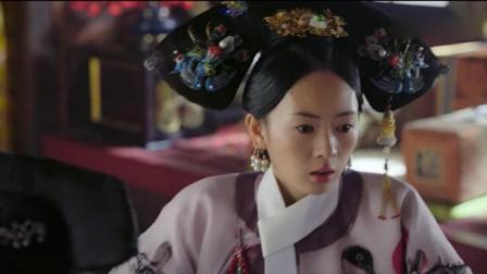 《如懿传》高贵妃: 本宫怎么就没有个孩子呢!