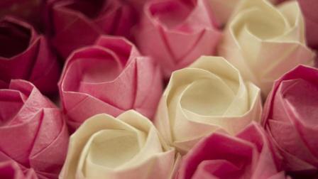 玫瑰花的寿命不持久, 没多久就枯萎了, 教你自制永不凋谢的玫瑰花