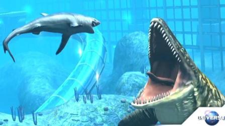 肉肉 侏罗纪世界恐龙游戏1185倾齿龙!